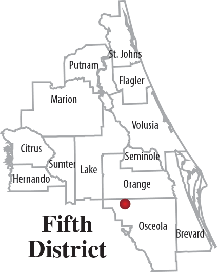Osceola County Office Location